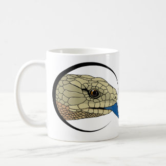 Blue Tongued Skink Mug