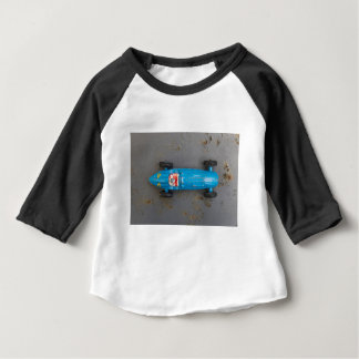 Blue toy car baby T-Shirt