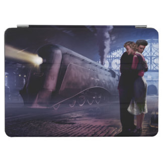 Blue Train iPad Air Cover