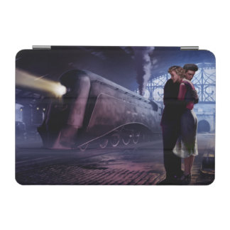 Blue Train iPad Mini Cover