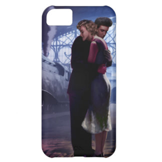 Blue Train iPhone 5C Case