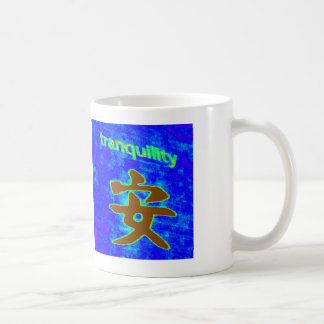 blue tranquility mug