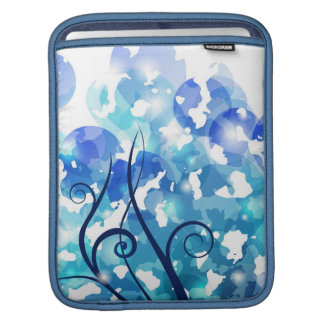 Blue Tree iPad Sleeve