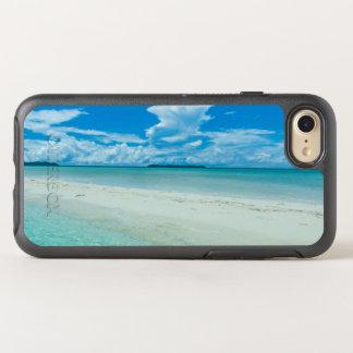 Blue tropical seascape, Palau OtterBox Symmetry iPhone 7 Case