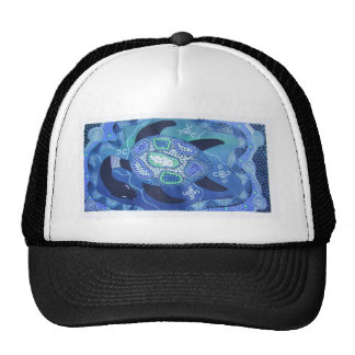BLUE TURTLE CAP