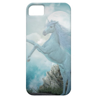 blue unicorn barely there iPhone 5 case