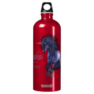 Blue Unicorn Liberty Bottle SIGG Traveller 1.0L Water Bottle