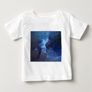 """BLUE UNIVERS ABSTRACT"""" T SHIRTS"""
