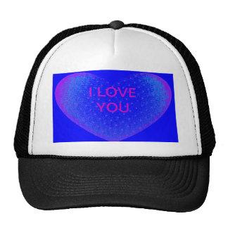 BLUE VALENTINE Hat