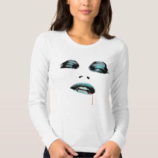 Blue Vamp Shirt