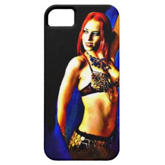 Blue Veil iPhone 5 Case