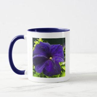 Blue Velvet Mug