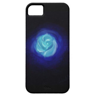 Blue Vibes iPhone 5 Cases