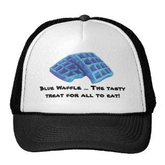 Blue Waffle - Tasty Treat Cap