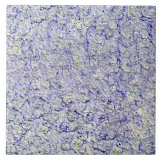 Blue wall background tile