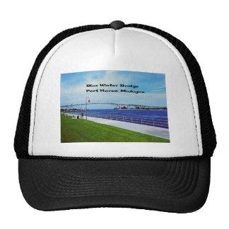 Blue Water Bridge memorabilia Mesh Hat