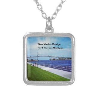 Blue Water Bridge memorabilia Necklaces