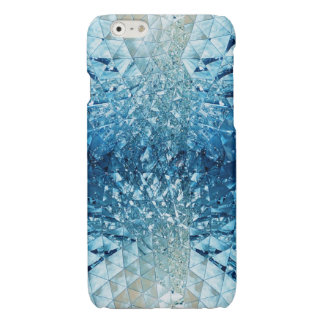 Blue Water Crystals iPhone 6 Plus Case