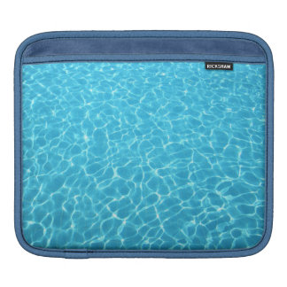 Blue Water iPad Sleeve