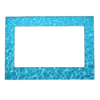 Blue Water Magnetic Frame