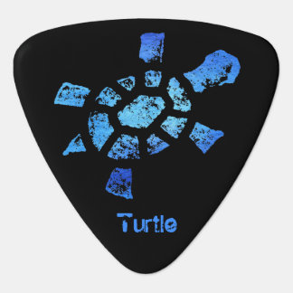 Blue Water Turtle Pick