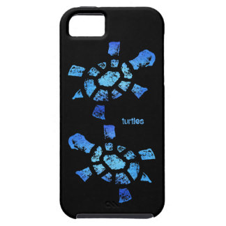 Blue Water Turtles Vibe iPhone 5 Case
