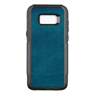 Blue Watercolor OtterBox Commuter Samsung Galaxy S8+ Case