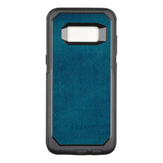 Blue Watercolor OtterBox Commuter Samsung Galaxy S8 Case
