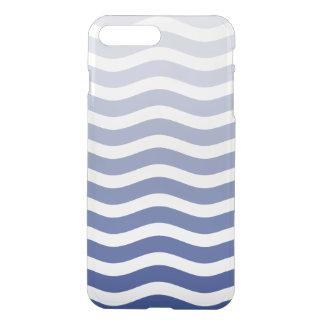 Blue Wave Ombre iPhone 7 Plus Case