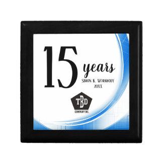 Blue wave universal employee anniversary gift box