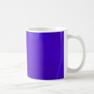 Blue Waves I Classic White Coffee Mug