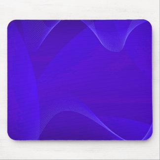 Blue Waves I Mouse Pad