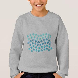 Blue Waves Kids' Sweatshirt