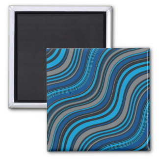 Blue Waves Magnet