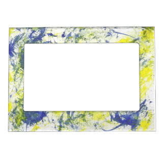 Blue Waves Magnetic Frame