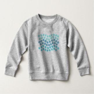 Blue Waves Toddler Sweatshirt