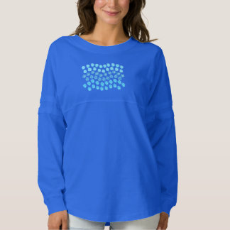Blue Waves Women's Spirit Jersey T-Shirt