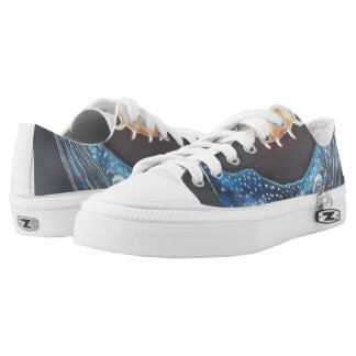Blue whale low tops