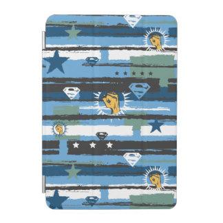 Blue, White and Fist iPad Mini Cover