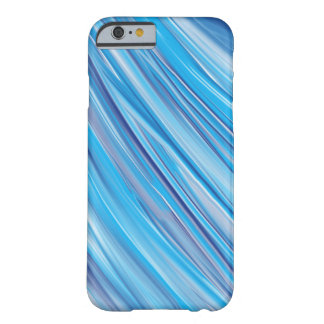 Blue White Barely There iPhone 6 Case