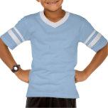 Blue White & Black Kids | Sports Jersey Design Tee Shirt