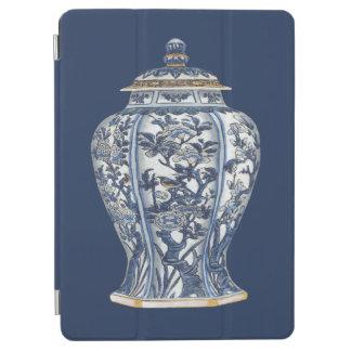 Blue & White Porcelain Vase by Vision Studio iPad Air Cover