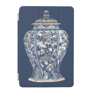 Blue & White Porcelain Vase by Vision Studio iPad Mini Cover