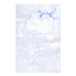 """""""Blue Willow World"""" 1~ Stationery"""