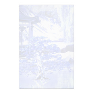 """""""Blue Willow World"""" 2 Stationery Design"""
