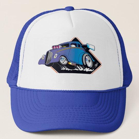 Blue Willys Cap