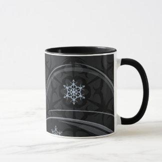 Blue Winter Mug