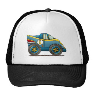 Blue World Manufactures Championship Car Hats