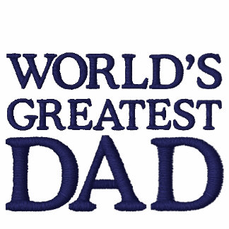 Blue World s Greatest Dad