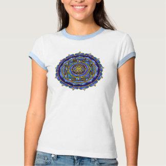 Blue Yantra Shirt